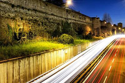 Photograph - Aurelian Walls by Fabrizio Troiani