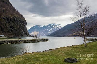 Photograph - Aurlandsfjorden by Suzanne Luft