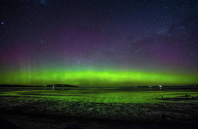 Photograph - Aurora Australia by Odille Esmonde-Morgan
