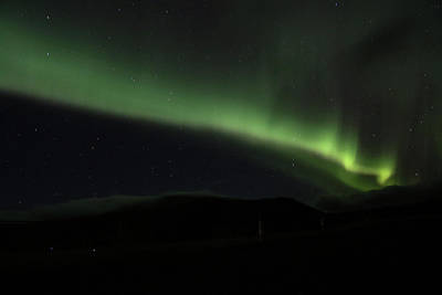 Photograph - Aurora Borealis - 4 by Perggals - Stacey Turner