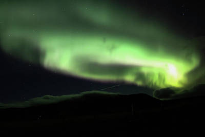 Photograph - Aurora Borealis - 6 by Perggals - Stacey Turner