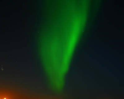 Photograph - Aurora Borealis  by Anthony Jones