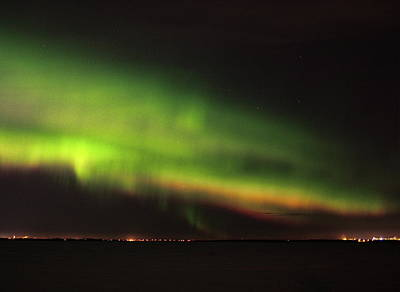 Photograph - Aurora Borealis by Jouko Lehto