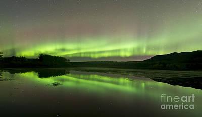 Graduation Sayings - Aurora Borealis Over Fish Lake by Jonathan Tucker