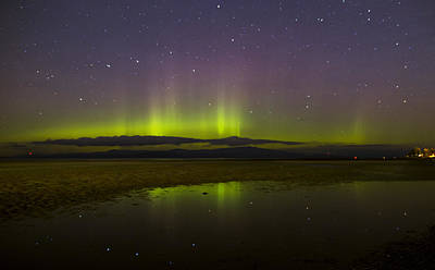 Photograph - Aurora Borealis by Randy Hall