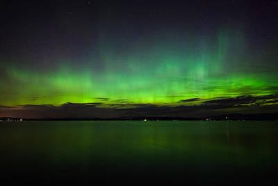 Photograph - Aurora Borealis by Robert Clifford
