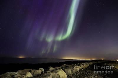 Photograph - Aurora Iceland 3 by Gunnar Orn Arnason