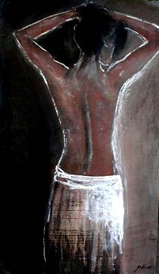 Painting - Aurora by Jarko Aka Lui Grande