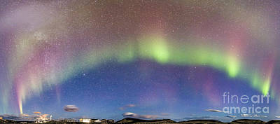 Photograph - Aurorabow by Hitendra SINKAR