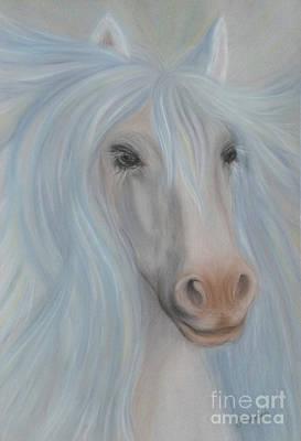 Painting - Aurora's Portrait by Olga Hamilton