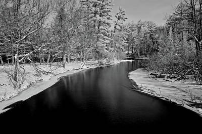 Photograph - Ausable River 6319 by Michael Peychich