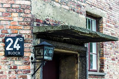 Auschwitz Photograph - Auschwitz by Angela Aird