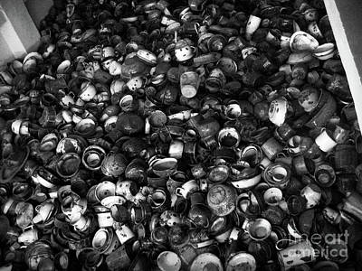Photograph - Auschwitz-birkenau Bowls by RicardMN Photography