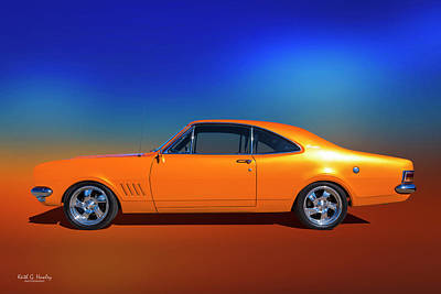 Photograph - Aussie Classic by Keith Hawley