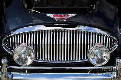 Photograph - Austin Healey 3000 Mark IIi by Chris Dutton