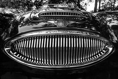 Austin Healey 3000 Mkiii Art Print by Alan Raasch