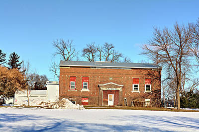 Photograph - Austinville Winter by Bonfire Photography