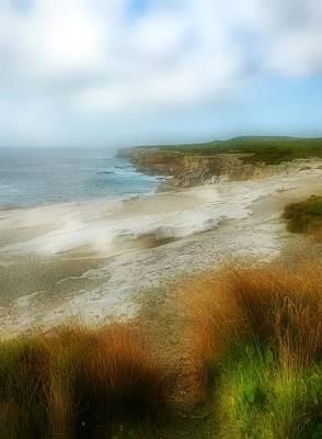 Digital Art - Australia Coastline by Sandy Taylor