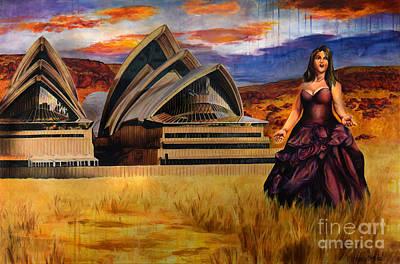 Australia Original by Georges Loewenguth