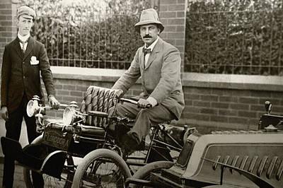 Photograph - Australia Life 1901 To 1914 by Miroslava Jurcik
