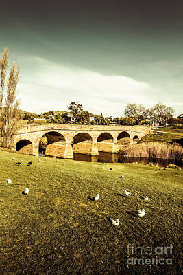 Photograph - Australian Bridges by Jorgo Photography - Wall Art Gallery