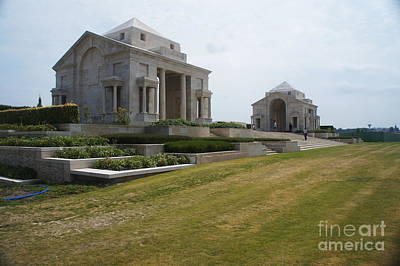 Photograph - Australian National Memorial At Villers-bretonneux by Therese Alcorn