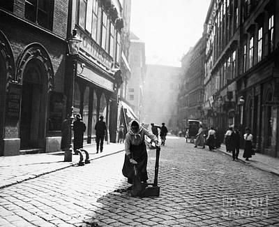 1916 Photograph - Austria: Vienna, 1916 by Granger