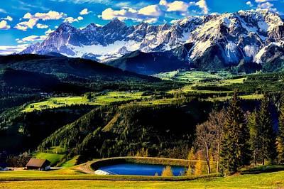 Photograph - Austrian Beauty by Pixabay
