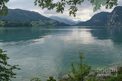 Photograph - Austrian Lake by Carol Groenen