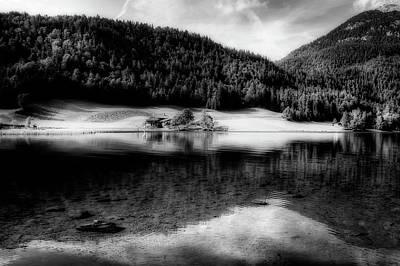 Photograph - Austrian Lakeside by Kordi Vahle