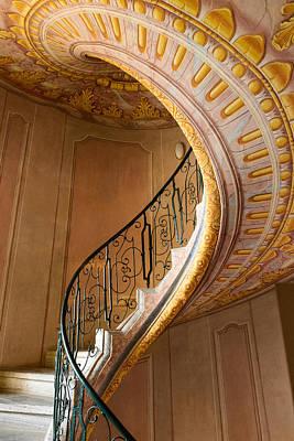 Photograph - Austrian Stairway by John Johnson