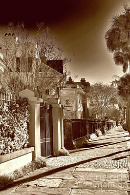 Photograph - Authentic Charleston by Skip Willits