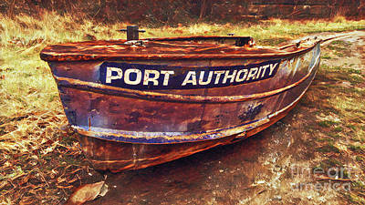 Photograph - Authority by Debbie Parker