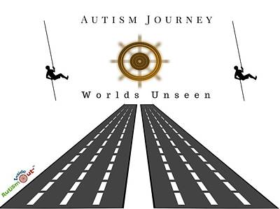 Digital Art - Autism Journey by Steven Brier