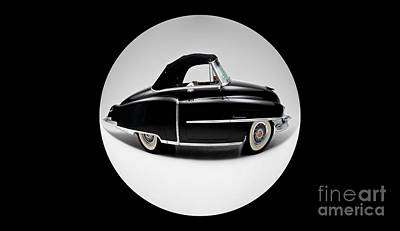 Auto Fun 01 - Cadillac Art Print by Variance Collections