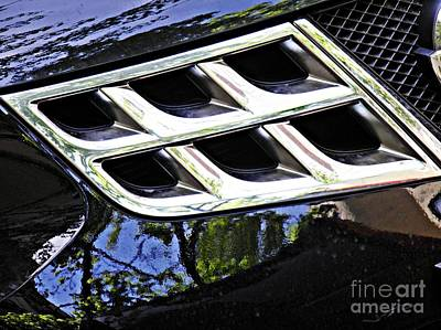 Photograph - Auto Grill 16 by Sarah Loft