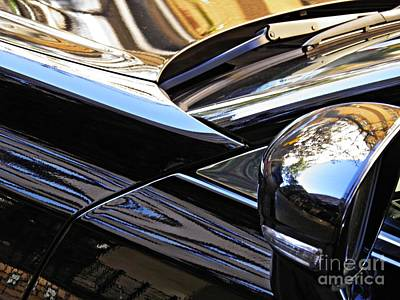 Photograph - Auto Headlight 175 by Sarah Loft