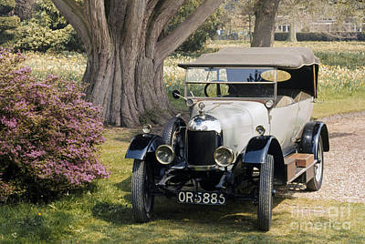 Photograph - Auto: Morris-cowley 1924 by Granger