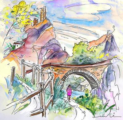 Autol In La Rioja Spain 02 Art Print