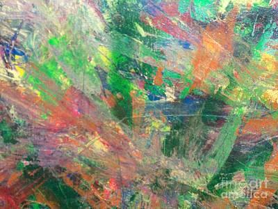 Autum Forrest 2 Art Print