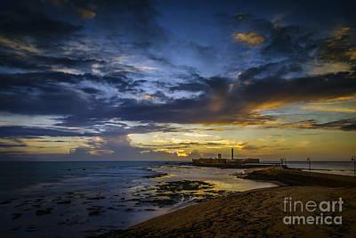 Photograph - Autum Skies Cadiz Spain by Pablo Avanzini