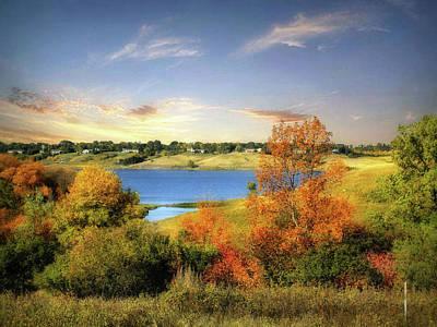 Photograph - Autumn 1 by William Tanata