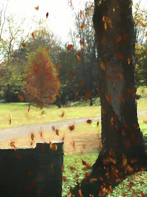 Painting - Autumn 1865 - Painting by Ericamaxine Price