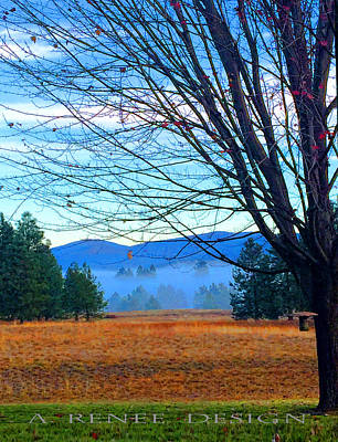 Photograph - Autumn 2 Spokane Valley by Renee Marie Martinez