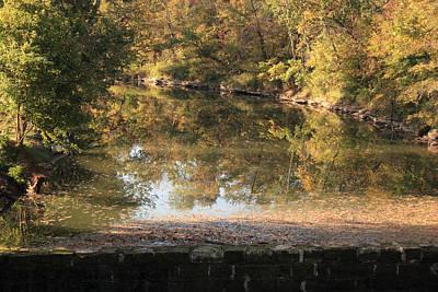 Autumn Afternoon Art Print by Lone Dakota Photography