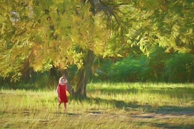 Photograph - Autumn Afternoon by Nikolyn McDonald