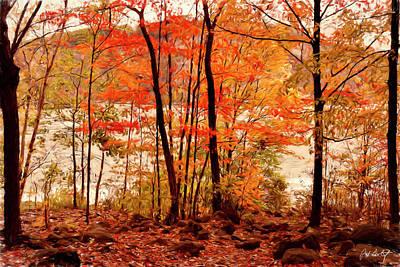 Autumn Along The Artistic Niagara River Original