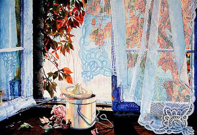 Autumn Aromas Print by Hanne Lore Koehler