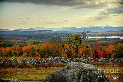 Photograph - Autumn At Center Hill by Alana Ranney