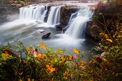 Photograph - Autumn At Little River Canyon by Parker Cunningham